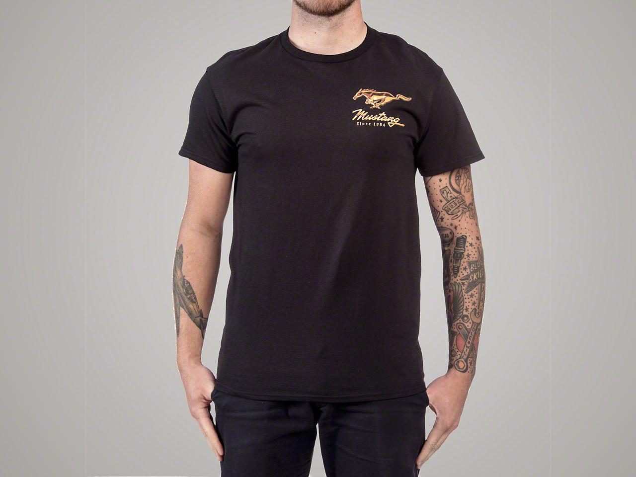 Mustang Gold T-Shirt