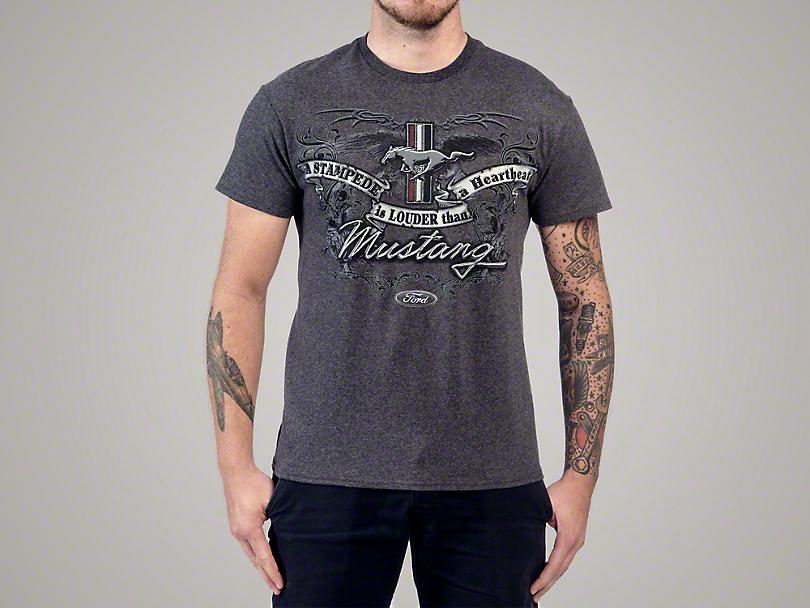 Mustang Stampede T-Shirt