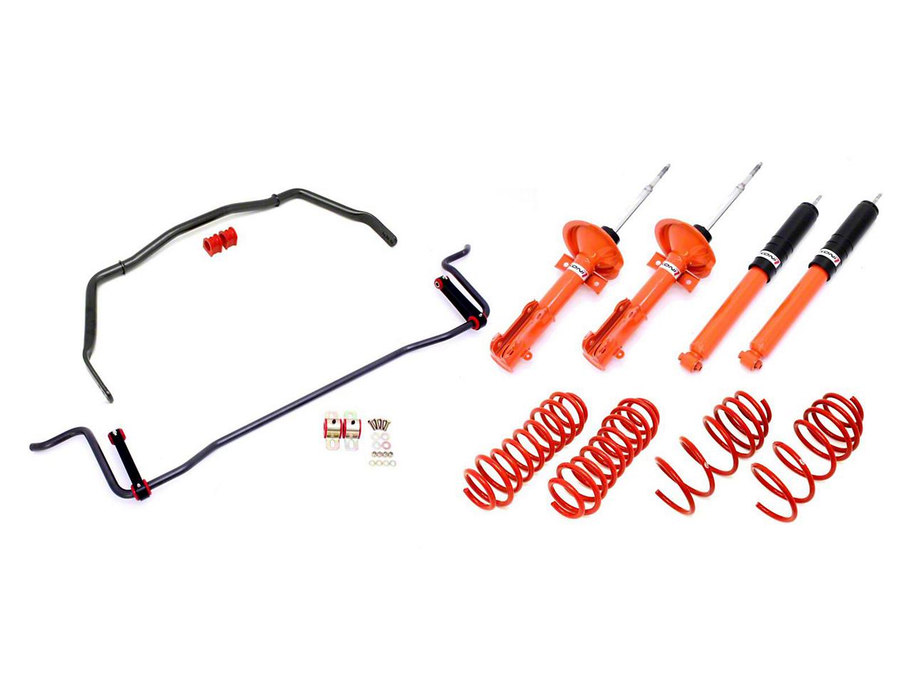 BMR Koni Handling Performance Package - Level 2 - Hammertone (05-10 GT)