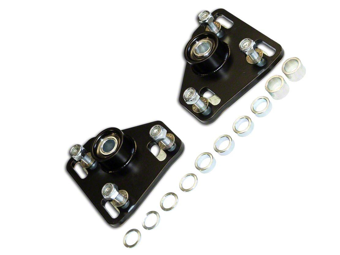 J&M 3-Bolt Design Caster Camber Plates (94-04 All)
