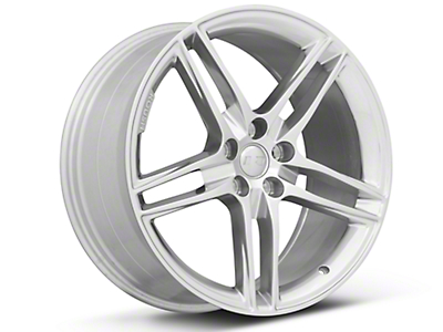 Roush Split 5-Spoke Polished Wheel - 20x9.5 (15-18 All)