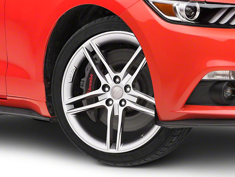 Roush Split 5-Spoke Quicksilver Wheel - 20x9.5 (15-19 All)