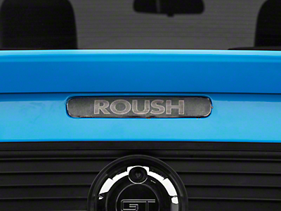 Roush 3rd Brake Light Decal (05-09 All)