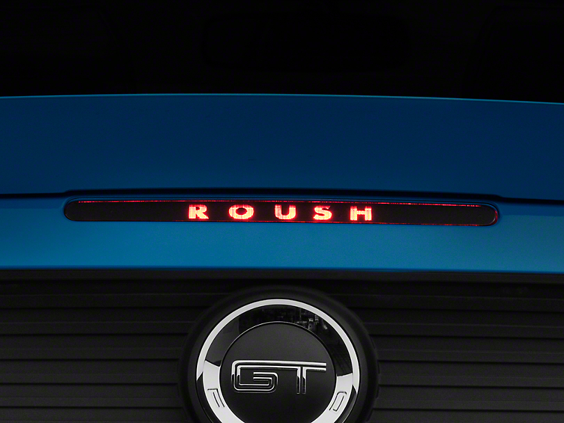 Roush 3rd Brake Light Decal (10-14 All)