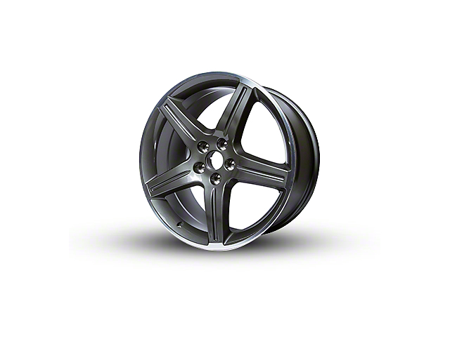 Roush 5-Spoke Graphite Wheel - 20x9.5 (05-14 All)