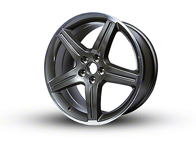 Roush 5-Spoke Graphite Wheel - 20x9.5 (05-14 All)