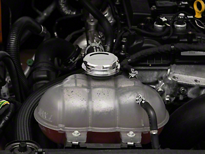 Roush Polished Billet Radiator Cap (96-18 All)