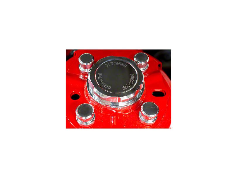 Roush Polished Billet Strut Tower Cap Kit (05-10 All)