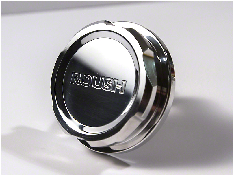 Roush Polished Billet Washer Fluid Cap (10-14 All)