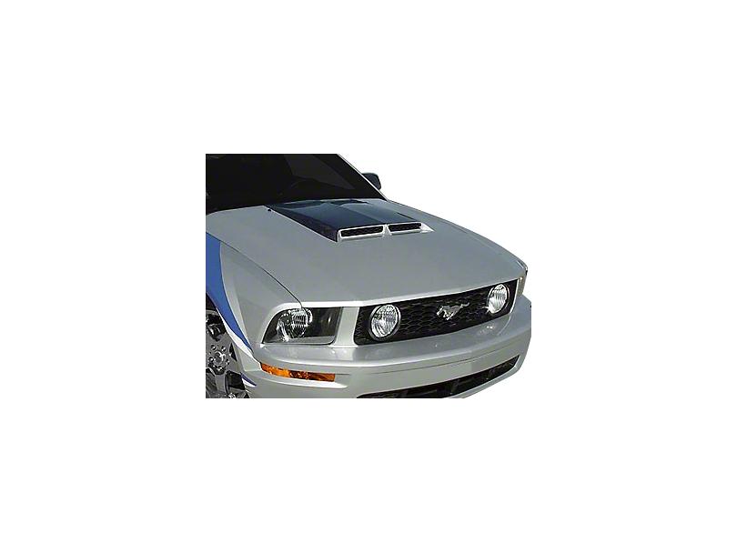 RK Sport GT/R Code Ram Air Hood - Unpainted (05-09 GT, V6)