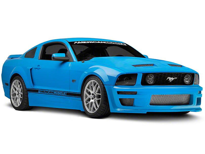 RK Sport California Dream Body Kit - Unpainted (05-09 GT, V6)