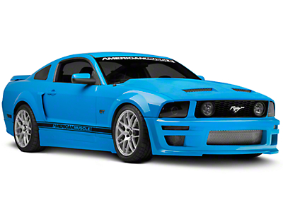 RK Sport California Dream Body Kit - Unpainted (05-09 GT, V6)