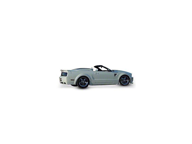 RK Sport California Dream Spoiler - Unpainted (05-09 All)
