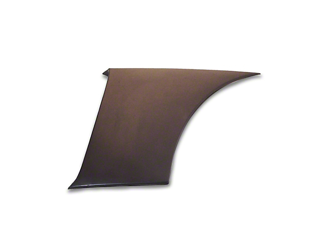 RK Sport Quarter Panel Scoops - Unpainted (05-09 All)