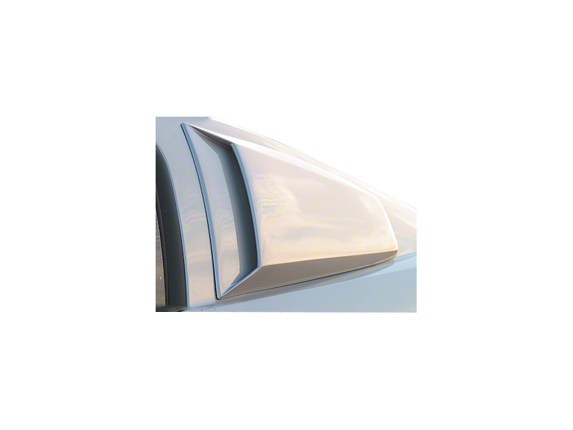 RK Sport Window Scoops - Unpainted (05-09 All)