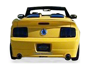 RK Sport California Dream Rear Lower Valance (05-09 GT, V6)