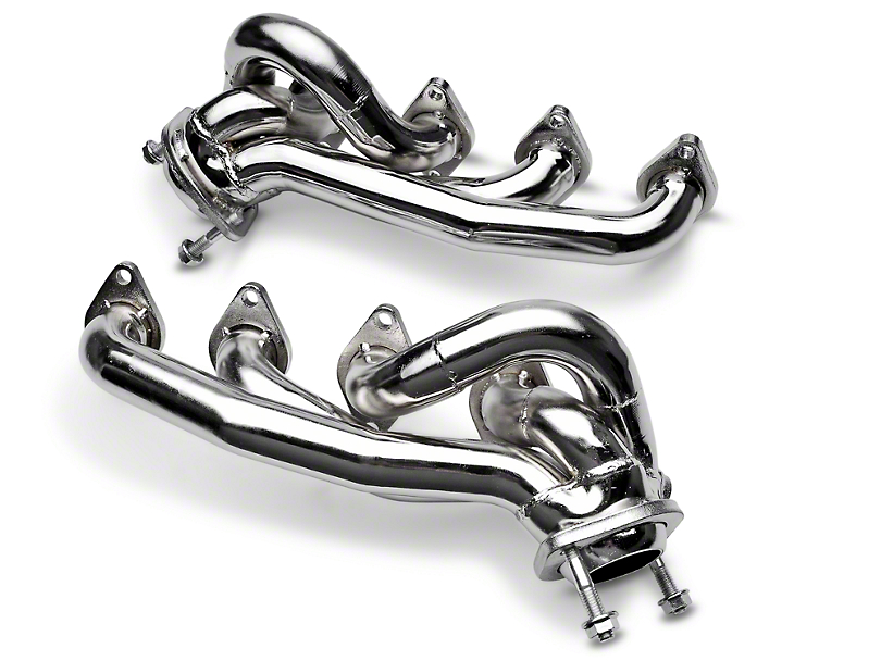 MAC 1-5/8 in. Chrome Shorty Headers (05-09 GT)