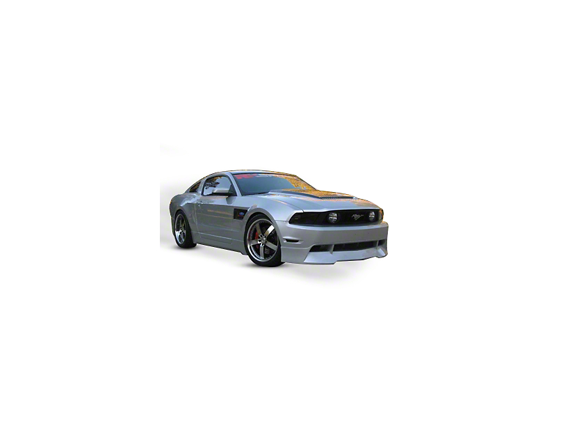 RK Sport Front Valance - Unpainted (10-12 GT)