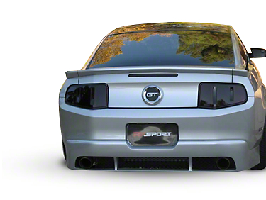 RK Sport Rear Valance - Unpainted (10-12 All)