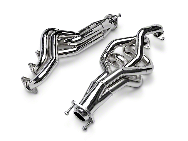 MAC 1-3/4 in. Chrome Long Tube Headers (05-10 GT)