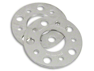 Maximum Motorsports 4-Lug Wheel Spacers - 1/4 in. - Pair (79-93 All)