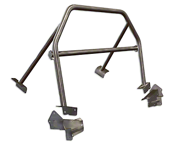 Maximum Motorsports 4-Point Sport Roll Bar (05-14 Coupe)