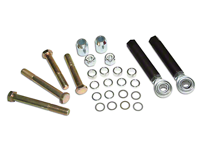 Maximum Motorsports Bolt-Through Style Bumpsteer Kit (79-93 All)