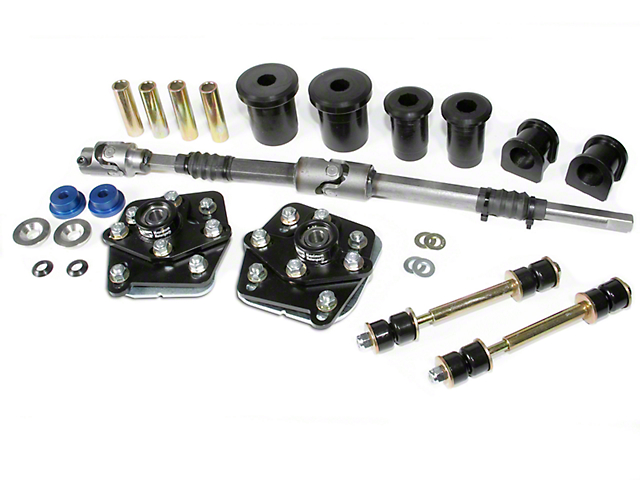 Maximum Motorsports Front Grip Package (94-04 All)