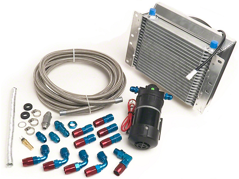 Maximum Motorsports IRS Differential Cooler Kit (99-04 Cobra)