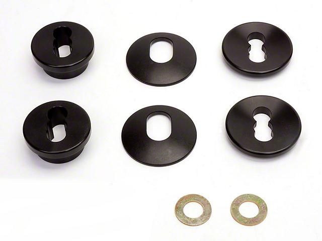 Maximum Motorsports K-Member Solid Steering Rack Bushings (79-04 All)