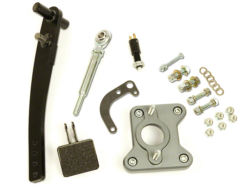 Maximum Motorsports Manual Brake Conversion Kit (79-93 All)