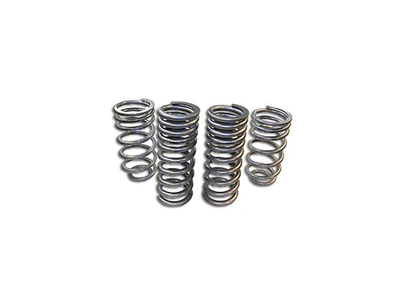 Maximum Motorsports Road & Track Lowering Springs (83-93 Convertible)