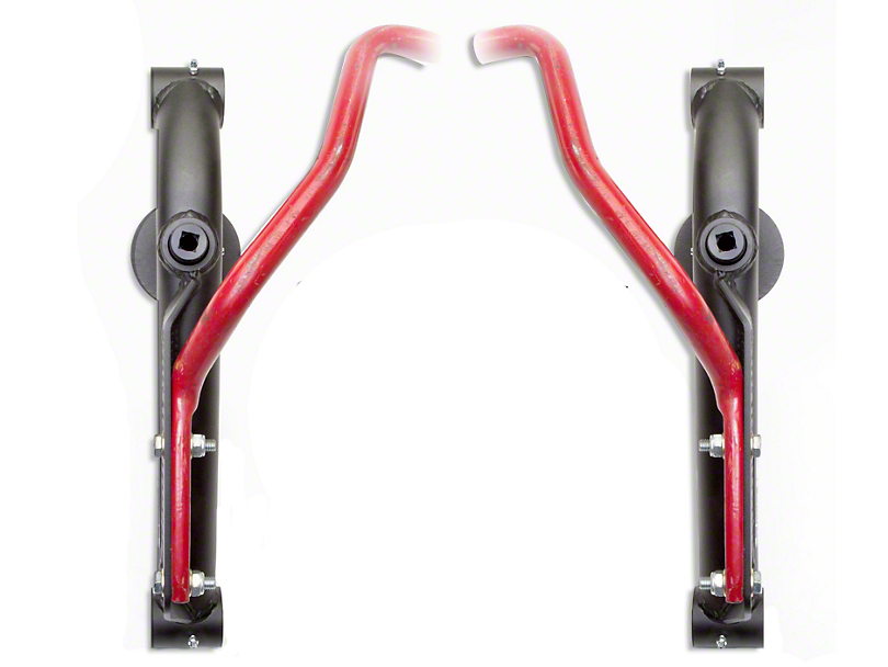 Maximum Motorsports Sport Series Adjustable Rear Lower Control Arms (79-98 All)