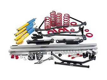 Maximum Motorsports Road & Track Suspension System (90-93 Coupe, Hatchback)