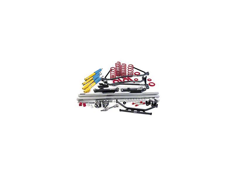 Maximum Motorsports Road & Track Suspension System (90-93 Convertible)