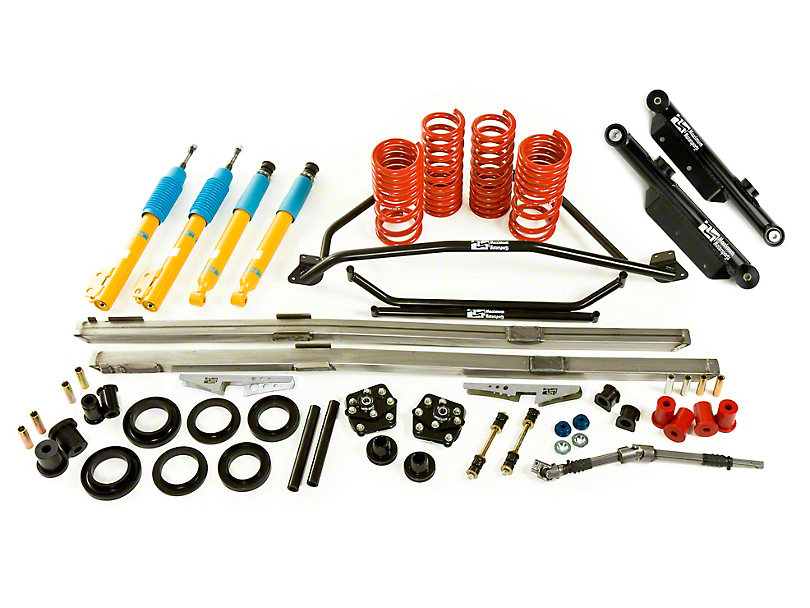Maximum Motorsports Road & Track Suspension System (94-95 GT Coupe)