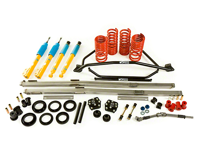 Maximum Motorsports Road & Track Suspension System (94-95 Cobra Coupe)