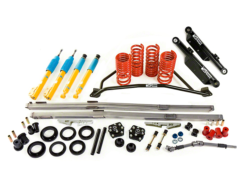 Maximum Motorsports Road & Track Suspension System (94-95 GT Convertible)