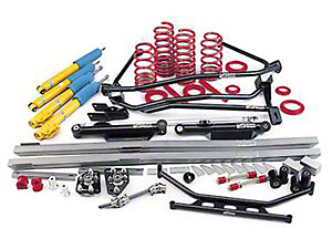 Maximum Motorsports Road & Track Suspension System (1998 GT Coupe)