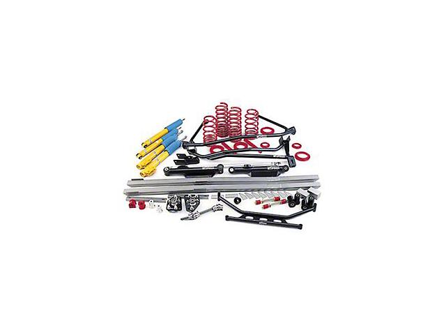 Maximum Motorsports Road & Track Suspension System (96-97 Cobra Coupe)