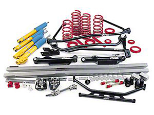 Maximum Motorsports Road & Track Suspension System (96-97 Cobra Coupe)