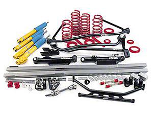 Maximum Motorsports Road & Track Suspension System (96-97 Cobra Convertible)