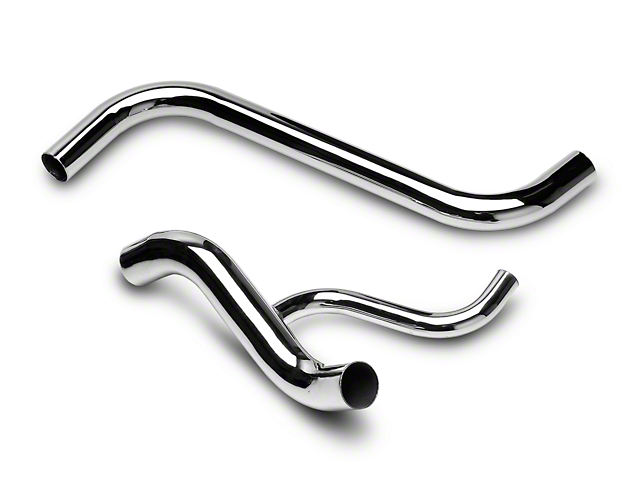 MAC Chrome Radiator Hose Kit (96-00 GT)