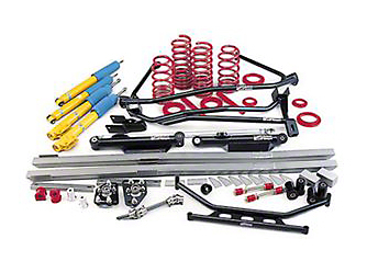 Maximum Motorsports Road & Track Suspension System (99-01 GT Convertible)