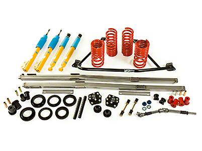 Maximum Motorsports Road & Track Suspension System (99-01 Cobra Convertible)