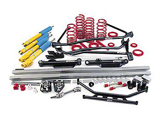 Maximum Motorsports Road & Track Suspension System (02-04 GT Coupe)