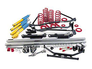 Maximum Motorsports Road & Track Suspension System (02-04 GT Convertible)