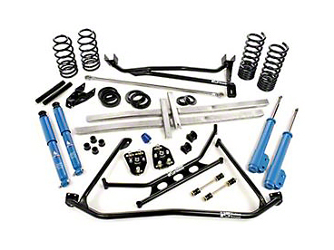 Maximum Motorsports Sport Suspension System (87-89 Convertible)