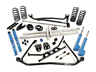 Maximum Motorsports Sport Suspension System (90-93 Coupe, Hatchback)