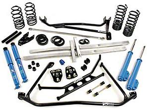 Maximum Motorsports Sport Suspension System (1998 GT Convertible)
